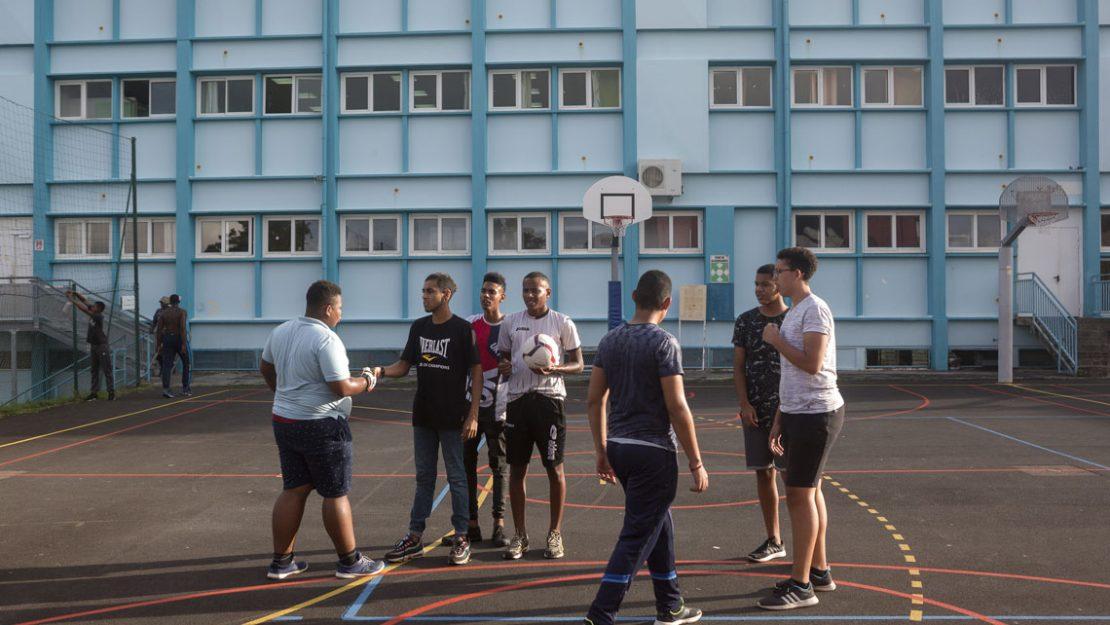 Internat : activités sportives
