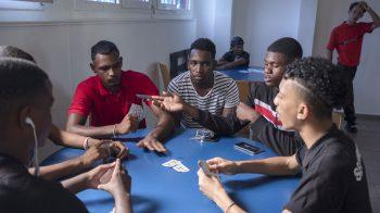 Maison des lycéens : espace de partage et de détente